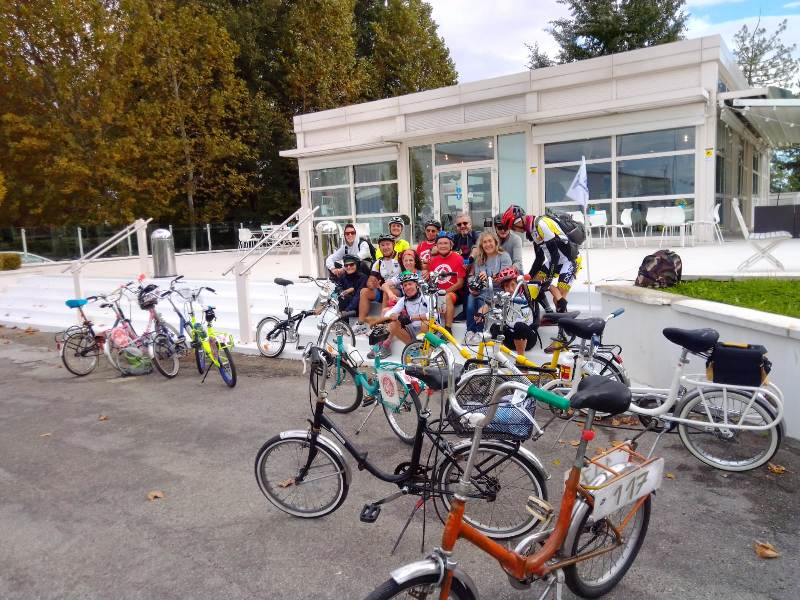 18 - Cicloescursione: La cavalcata delle pieghevoli 3a edizione
