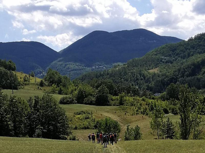 14 - Italicus e i boschi di Monteacuto Vallese