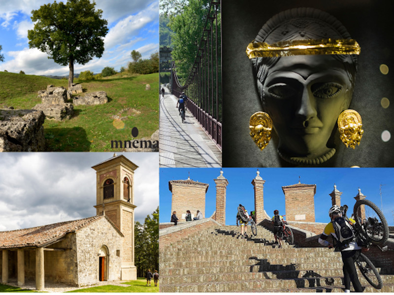 Sulle tracce degli Etruschi: presentazione dell'itinerario in bicicletta